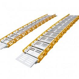 捲疊軌道式斜坡板 300CM 兩支