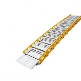 捲疊軌道式斜坡板 300CM 單支