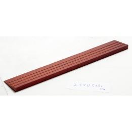 木製斜坡板 高度2.5公分