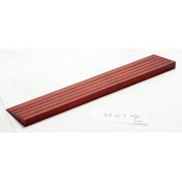 木製斜坡板 高3.0x13.5x70CM