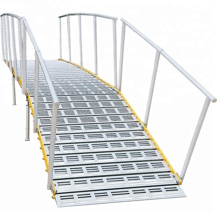 捲疊全幅式斜坡板 寬度76公分