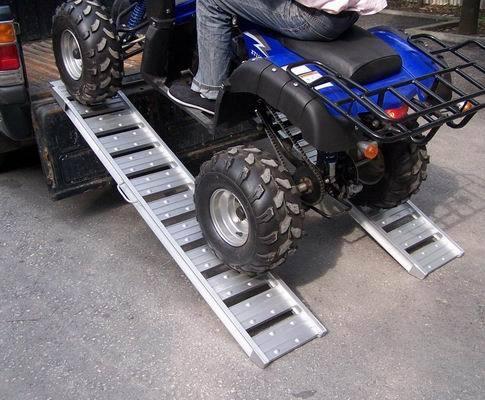 折疊軌道式登車板 STC182