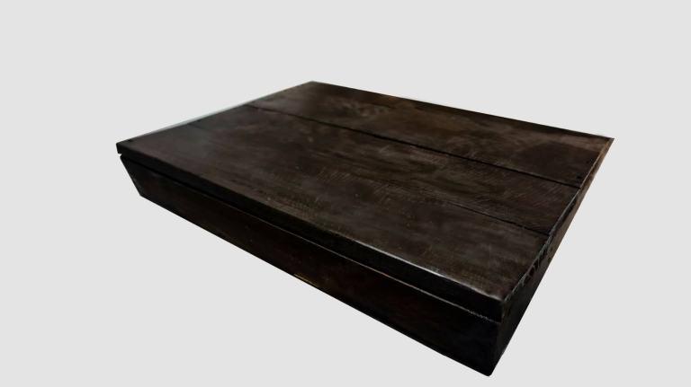 木製斜坡板訂做款式二 無護緣