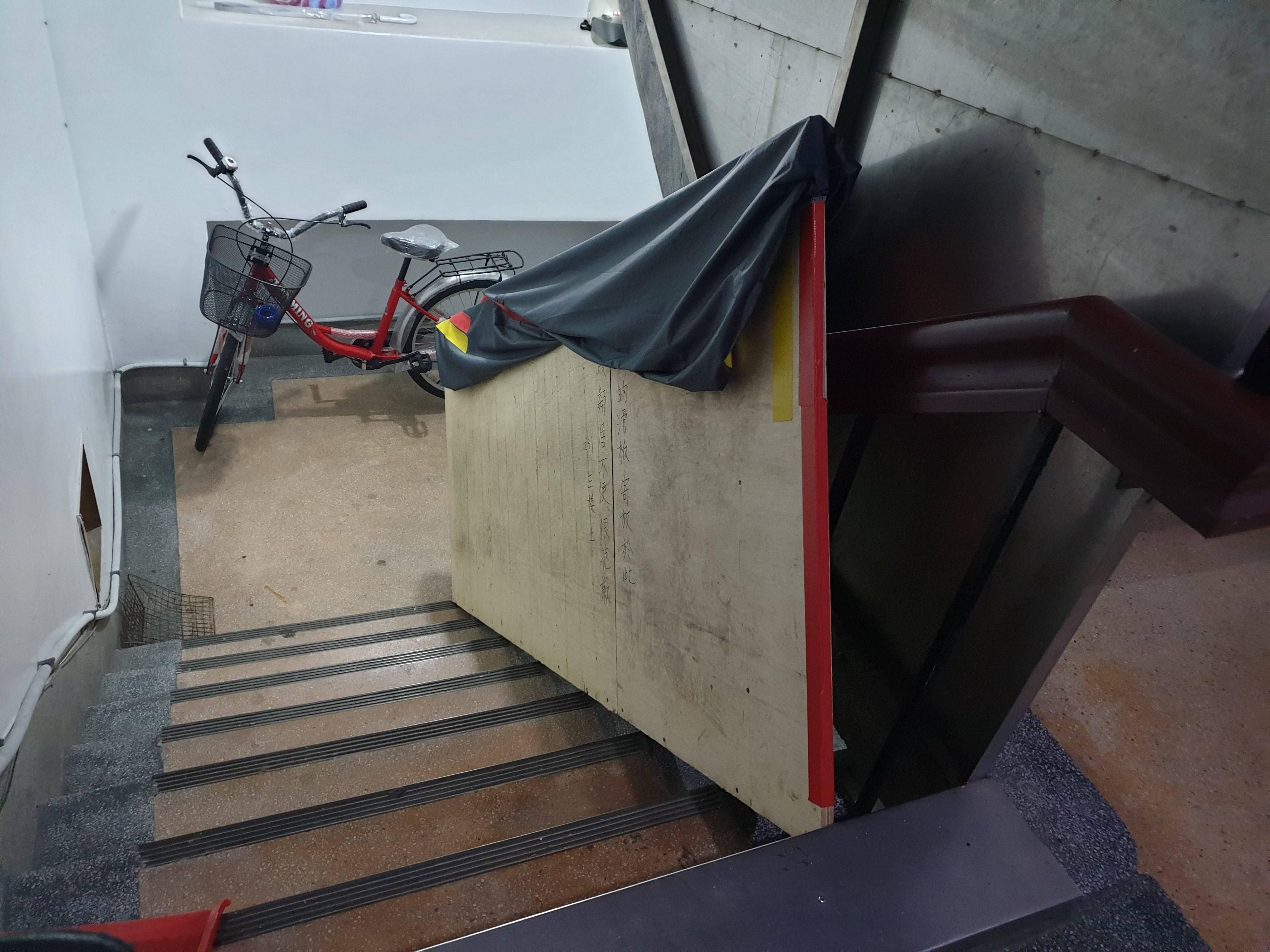 別再用無法收合又笨重且不安全的木製斜坡板了